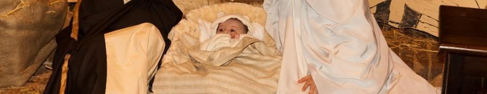 Presepe vivente dei bambini 2012